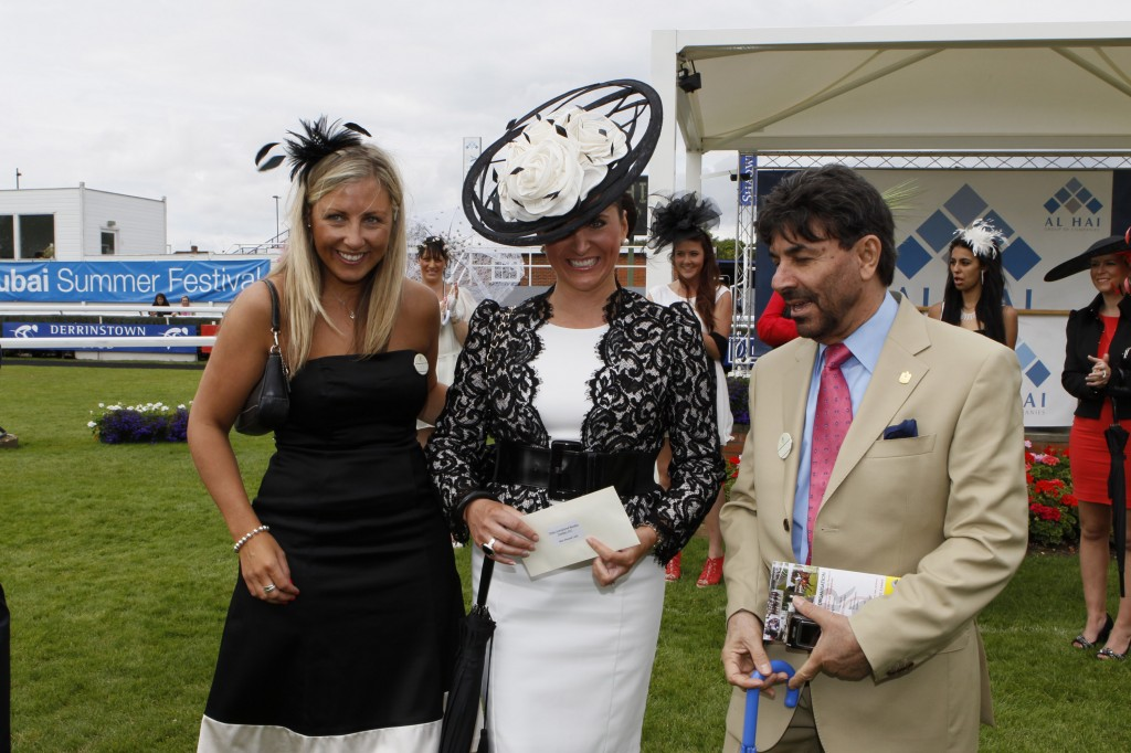 Newbury Races - International Arabian Raceday